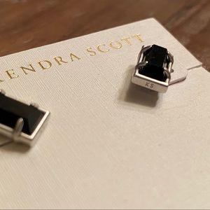 Kendra Scott Jewelry - Kendra Scott Black Paola Stud Earrings